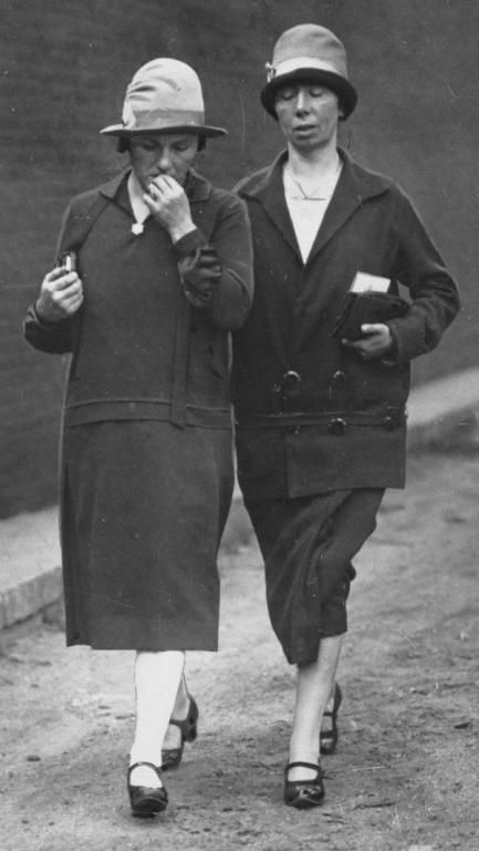 Rosina Sacco and Luigia Vanzetti